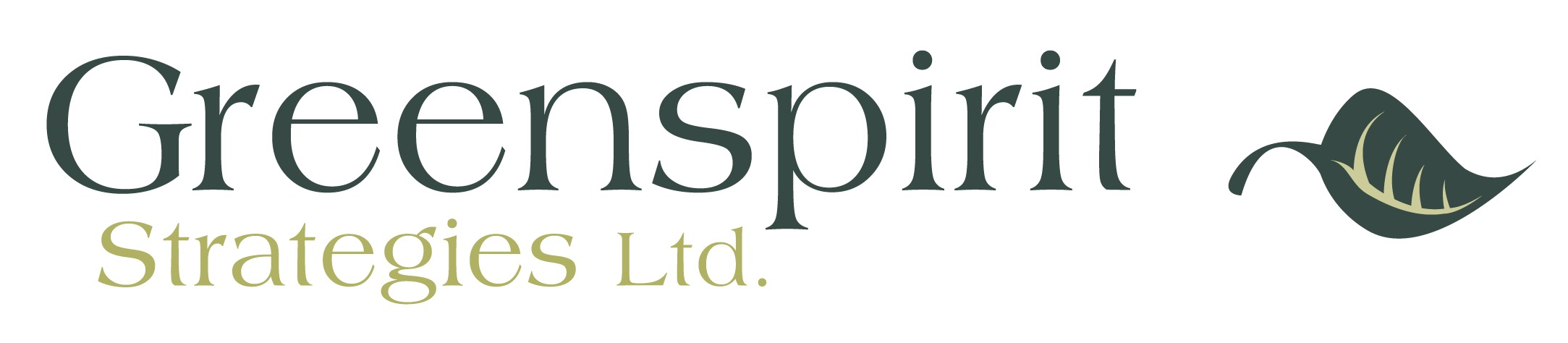 Greenspirit Strategies Ltd.